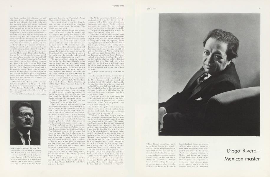 Diego Rivera— Mexican master