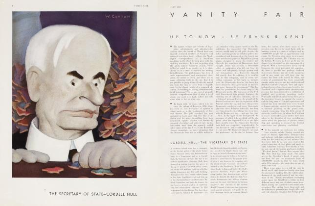 Article Preview: UP TO NOW, July 1933 | Vanity Fair