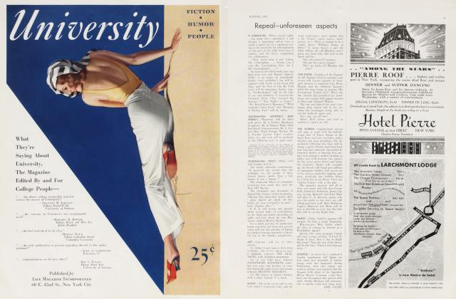 Article Preview: Repeal—unforeseen aspects, August 1933 1933 | Vanity Fair