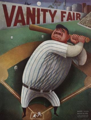 September 1933 | Vanity Fair