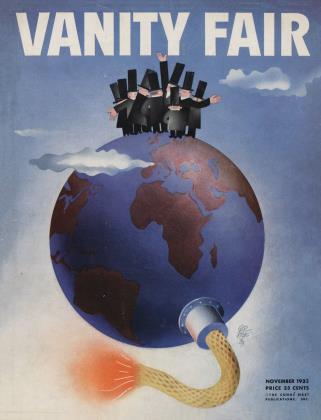 November 1933 | Vanity Fair