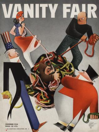 December 1933 | Vanity Fair