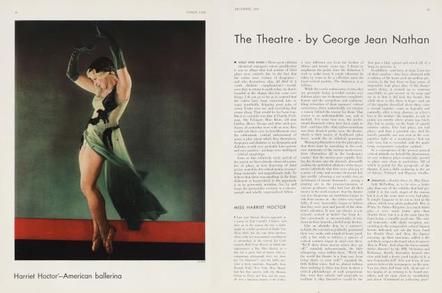 Article Preview: The Theatre, December 1933 | Vanity Fair