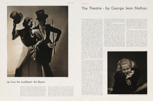 Article Preview: The Theatre, January 1934 | Vanity Fair