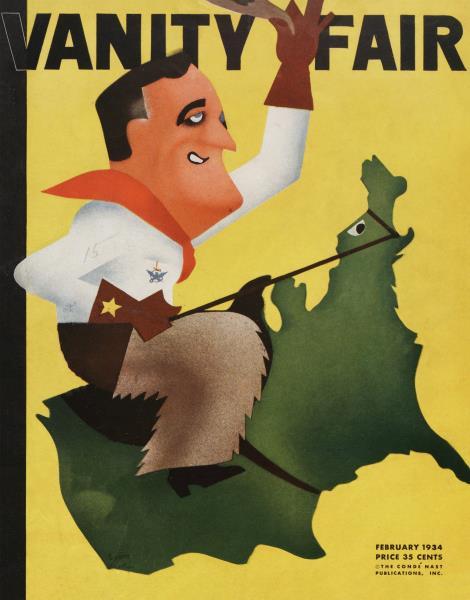Issue: - February 1934 | Vanity Fair