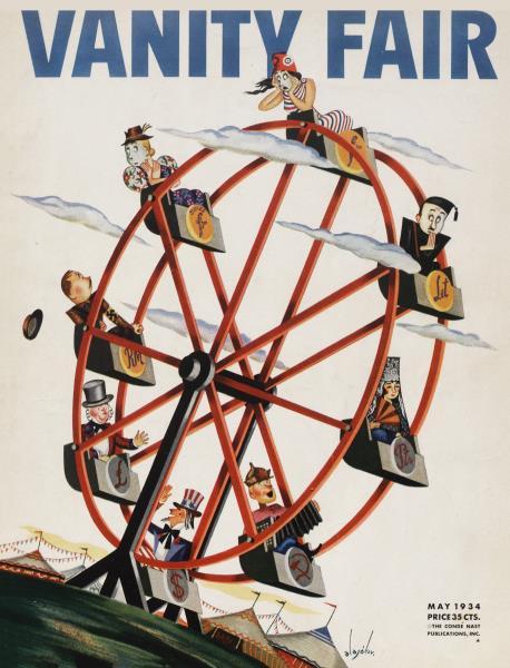 Issue: - May 1934   Vanity Fair