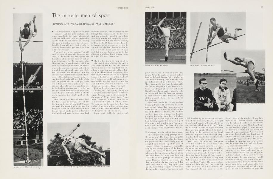 The miracle men of sport