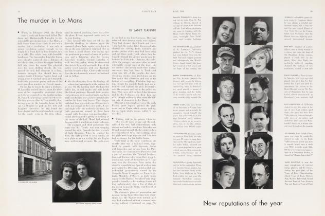 Article Preview: The murder in Le Mans, June 1934 | Vanity Fair