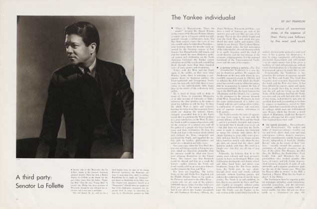 Article Preview: The Yankee individualist, August 1934 | Vanity Fair