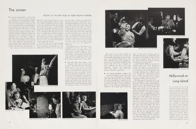 Article Preview: The screen, August 1934 1934 | Vanity Fair