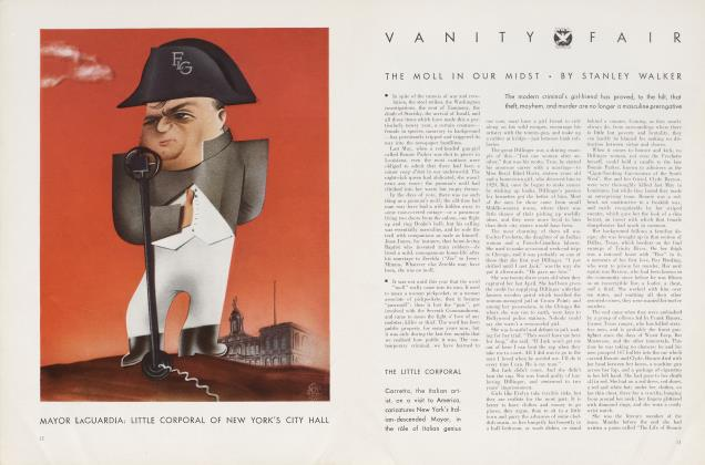 Article Preview: THE MOLL IN OUR MIDST, August 1934 | Vanity Fair