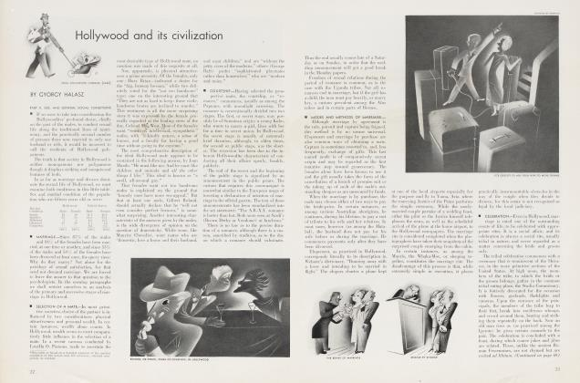Article Preview: Hollywood and its civilization, September 1934 | Vanity Fair