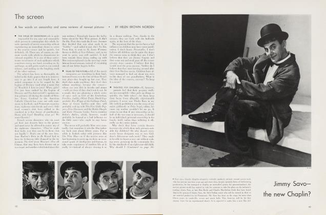 Article Preview: The screen, September 1934 1934 | Vanity Fair