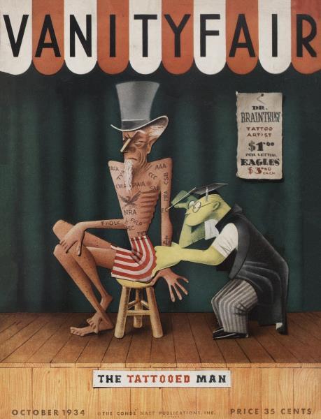Issue: - October 1934 | Vanity Fair