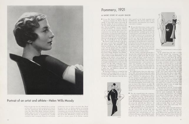 Article Preview: Pommery, 1921, October 1934 1934 | Vanity Fair