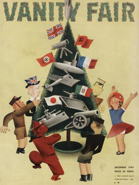 Issue: - December 1934 | Vanity Fair