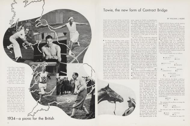 Article Preview: Towie, the new form of Contract Bridge, December 1934 1934 | Vanity Fair