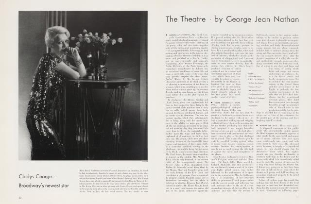 Article Preview: The Theatre, January 1935 | Vanity Fair