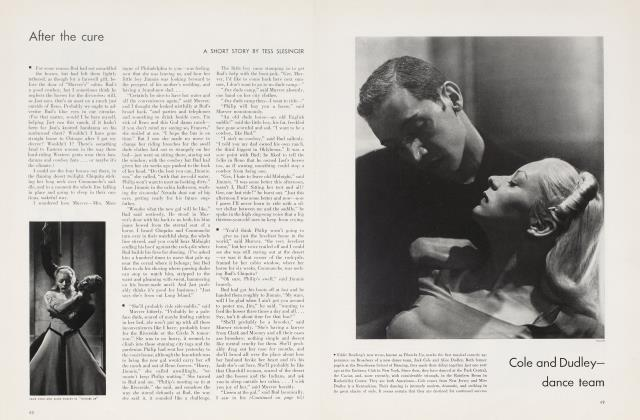 Article Preview: After the cure, January 1935 | Vanity Fair