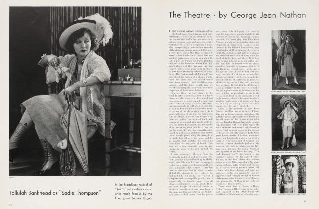 Article Preview: The Theatre, March 1935 | Vanity Fair