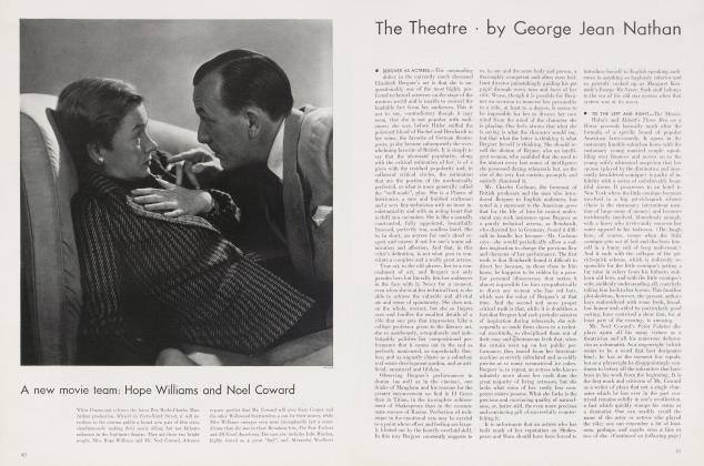 Article Preview: The Theatre, April 1935 | Vanity Fair