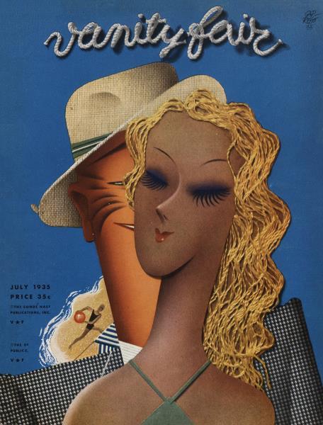 Issue: - July 1935 | Vanity Fair