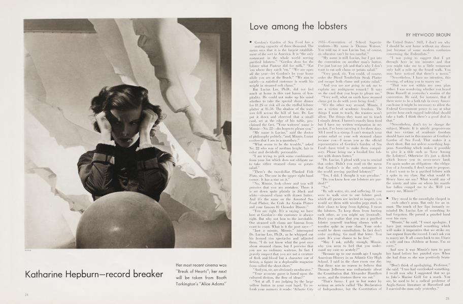 Katharine Hepburn—record breaker