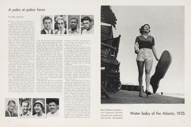 Article Preview: A poke at poker faces, August 1935 | Vanity Fair