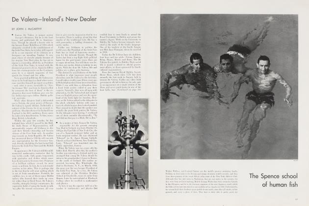 Article Preview: De Valera—Ireland's New Dealer, August 1935 | Vanity Fair