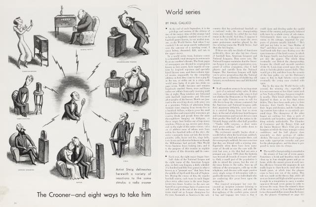 Article Preview: World series, October 1935   Vanity Fair