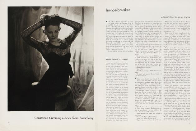 Article Preview: Image-breaker, November 1935 | Vanity Fair