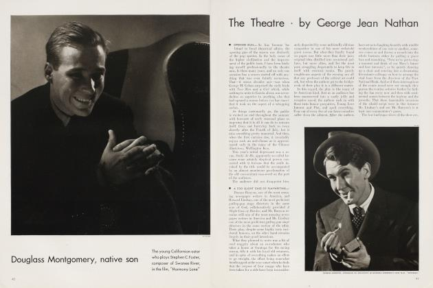 Article Preview: The Theatre, November 1935 | Vanity Fair