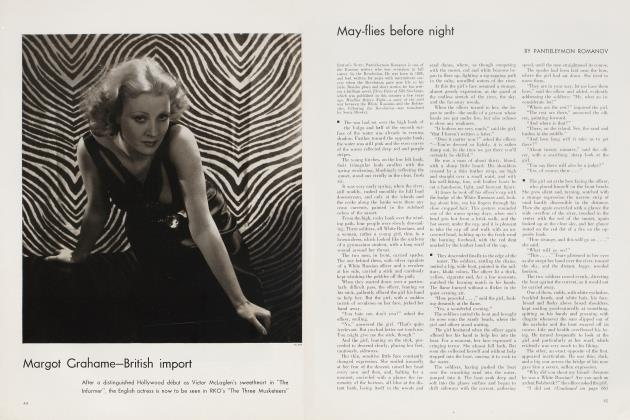 Article Preview: May-flies before night, November 1935 | Vanity Fair