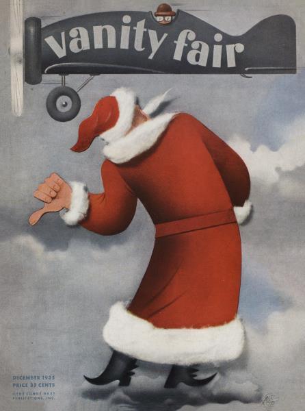 Issue: - December 1935   Vanity Fair