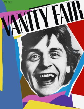 January 1982 | Vanity Fair