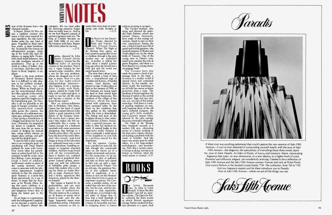 Article Preview: BOOKS, March 1983 1983 | Vanity Fair