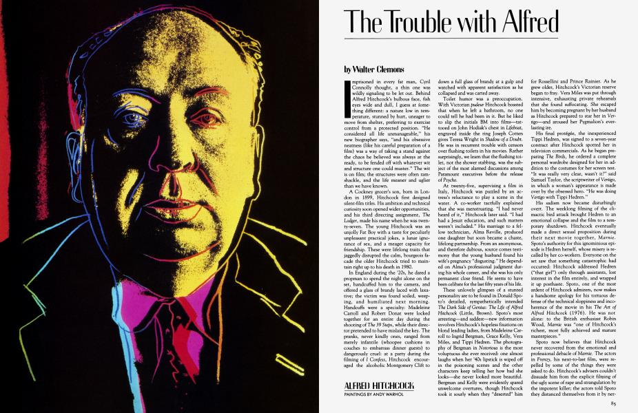 The Trouble with Alfred