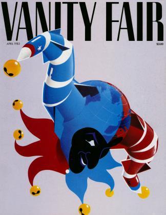 April 1983 | Vanity Fair