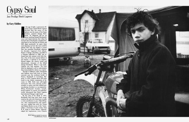 Article Preview: Gypsy Soul, May 1983 1983 | Vanity Fair