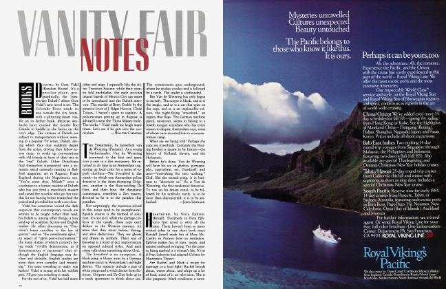 Article Preview: BOOKS, May 1983 1983 | Vanity Fair