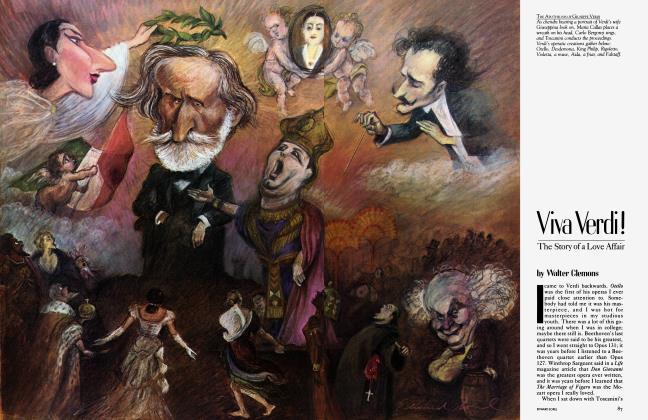 Article Preview: Viva Verdi!, June 1983 1983 | Vanity Fair