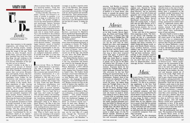 Article Preview: Music, August 1983 1983 | Vanity Fair