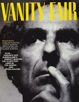 September 1983 | Vanity Fair