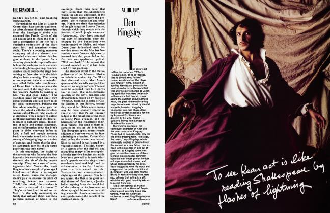 Article Preview: JUST POINT IT AND FIRE IT, September 1983 | Vanity Fair