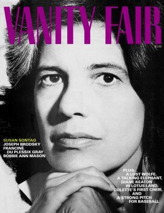 October 1983 | Vanity Fair