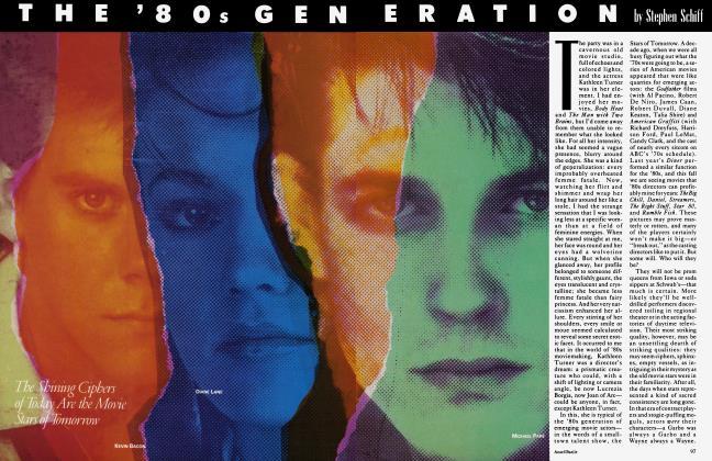 Article Preview: THE '80s GENARATION, October 1983 1983 | Vanity Fair