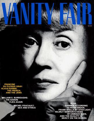 November 1983 | Vanity Fair