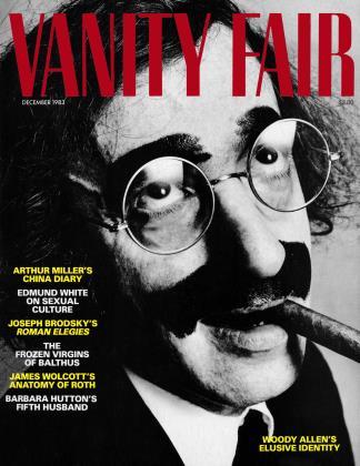 December 1983 | Vanity Fair