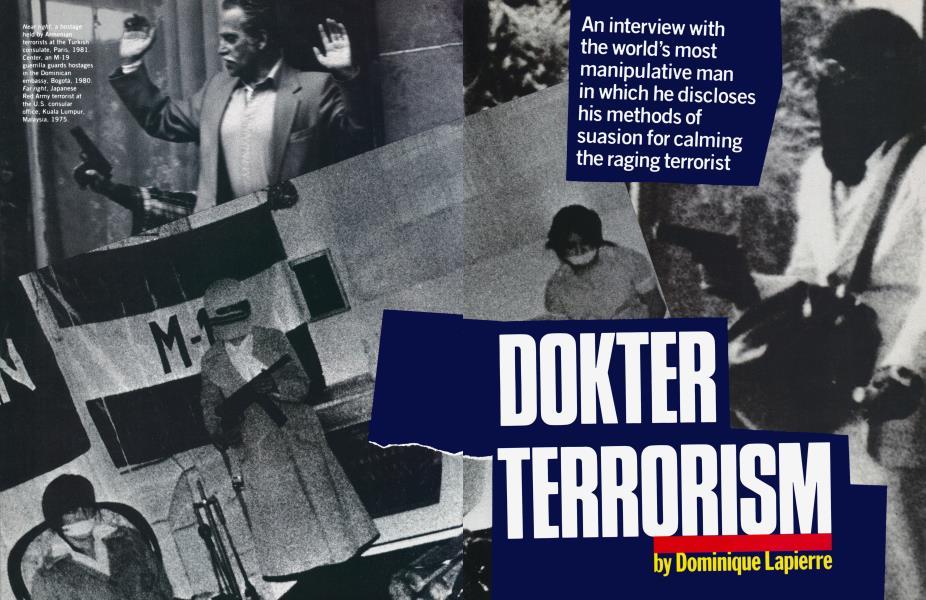 DOKTER TERRORISM
