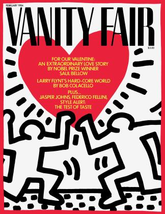 February 1984 | Vanity Fair